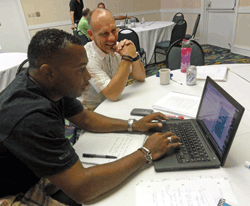 Caribbean learning exchange held in Florida