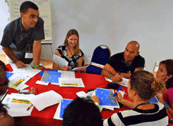 International Tropical Marine Ecosystems Mgmt learning exchange