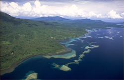 Kimbe Bay is one of the first to build resilience principles into MPA network design. © The Nature Conservancy
