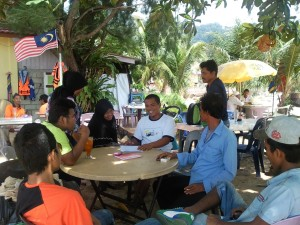 Reef Check Community Consultations