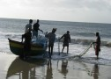 mozambique fishers setting nets - angoche @Matt Brown